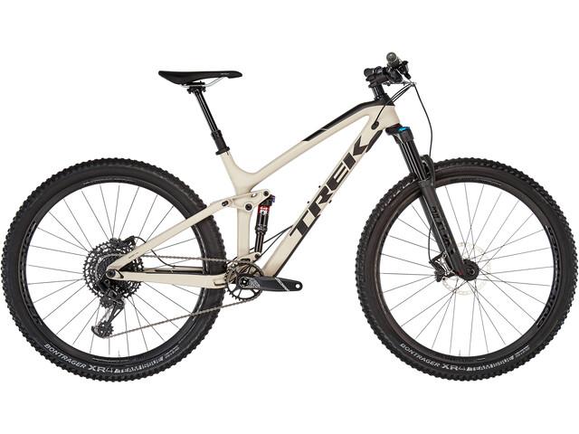Trek Fuel EX 9.7 matte sandstorm/trek black